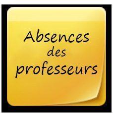 """Résultat de recherche d'images pour """"absences"""""""